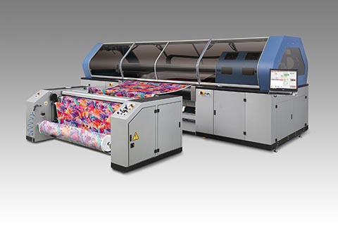 Mimaki USA announces Tiger-1800B Digital Textile Printing System