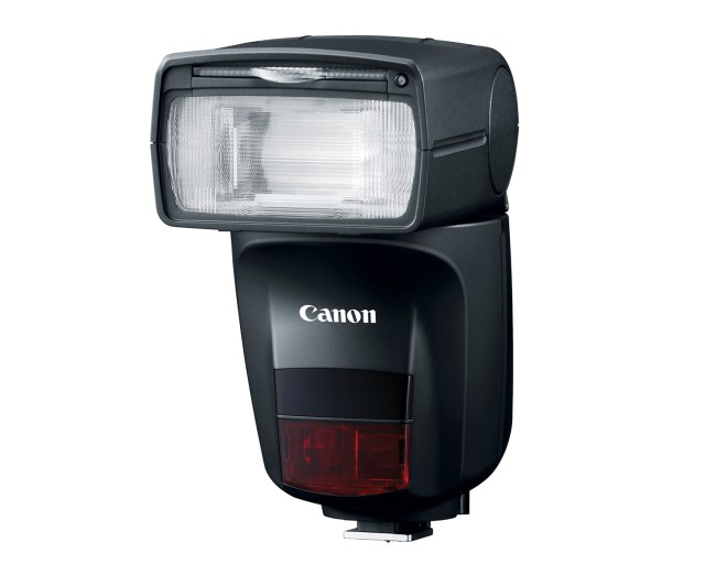 World's first flash featuring auto intelligent bounce technology introduced from Canon