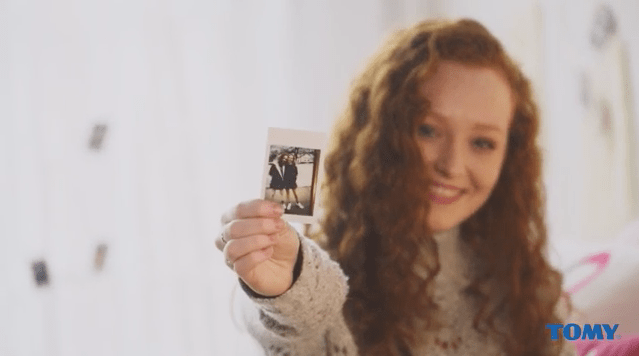 TOMY International launches KiiPix, an affordable portable instant photo printer