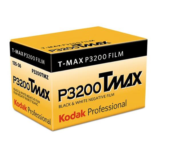 Kodak Alaris revives KODAK PROFESSIONAL T-MAX P3200 Film