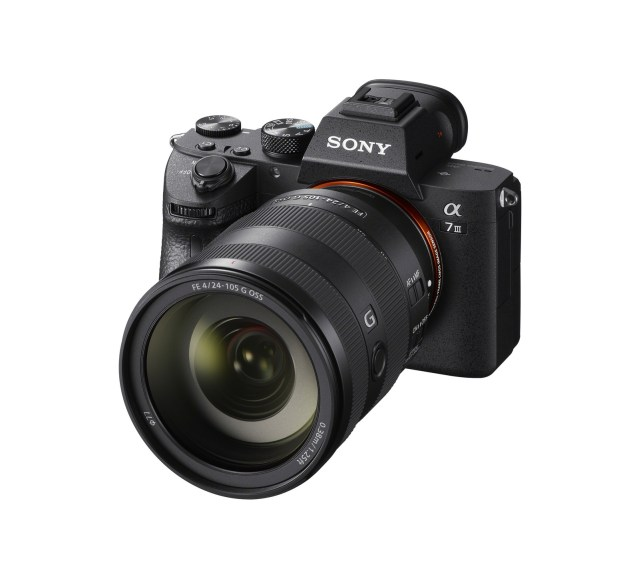 Sony expands full-frame mirrorless lineup with introduction of new α7 III camera