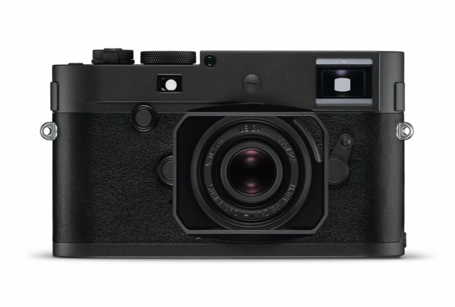 Leica introduces new Leica M with monochrome sensor