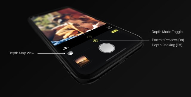 Halide 1.7 update adds interesting Portrait and Depth modes