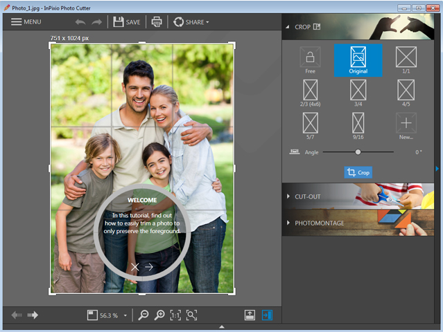 New Release: InPixio Photo Clip 8 Simplifies Editing Photos and Backgrounds
