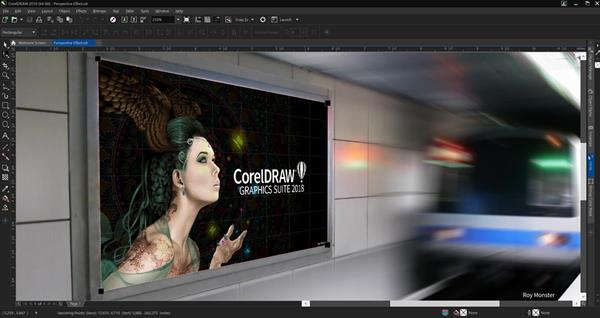 CorelDRAW Graphics Suite 2018 adds new drawing and photo enhancement tools