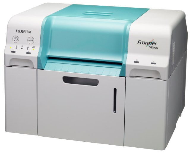 "Fujifilm launches new compact inkjet printer ""Frontier DE100"""