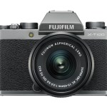 Fujifilm introduces the FUJIFILM X-T100, an addition to the X Series