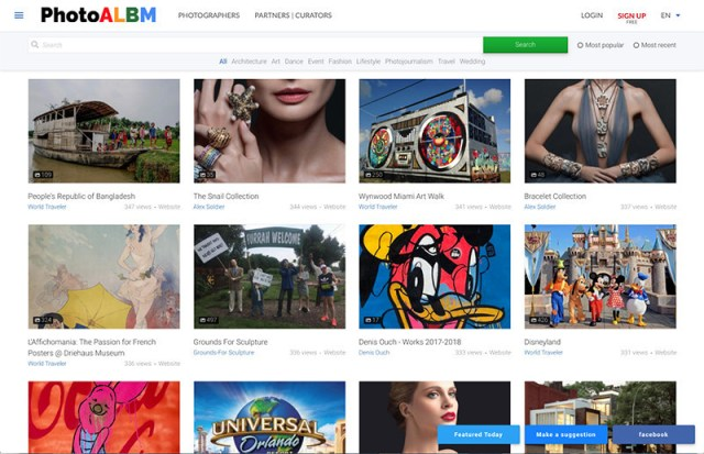 PhotoALBM launches ultimate Flickr replacement service