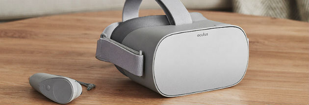 InstaVR launches publishing compatibility with new Oculus Go VR Headset