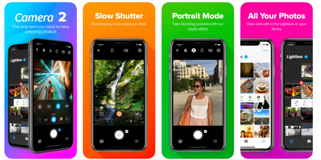 Leading iOS camera app, Camera+, gets revised to Camera+2