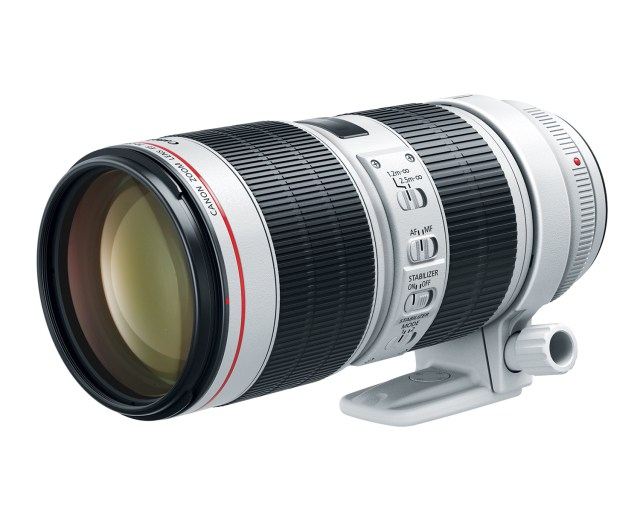 Canon introduces two EF L-Series lenses with enhanced optical stabilization in f/4, improved coating in f2/8