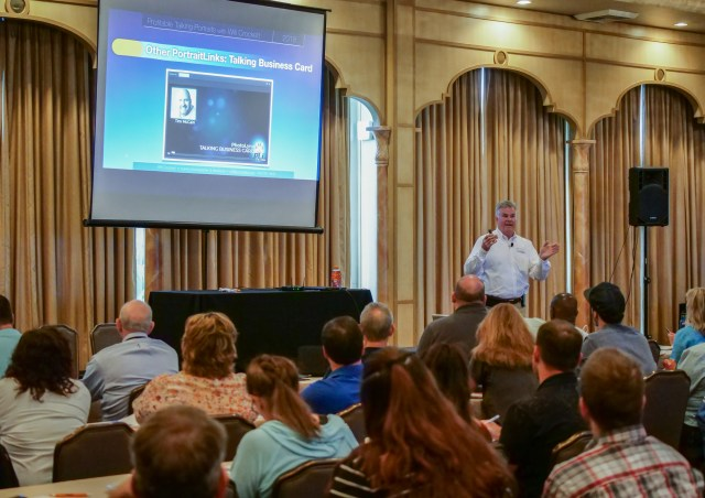 Mastering Volume Photography conference shows path to growth
