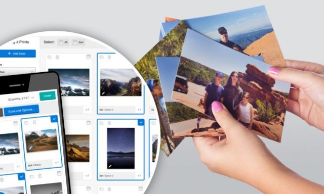 Taopix launches brand new Photo Prints experience