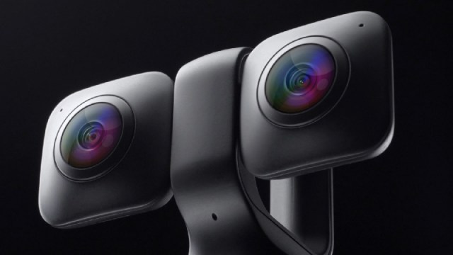HumanEyes Technologies announces holiday deals for the Vuze XR VR camera