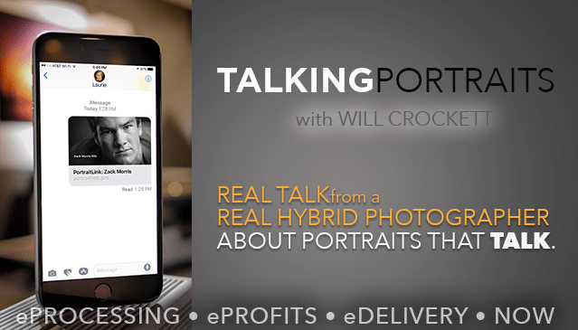 Recipe for a profitable Talking Portrait