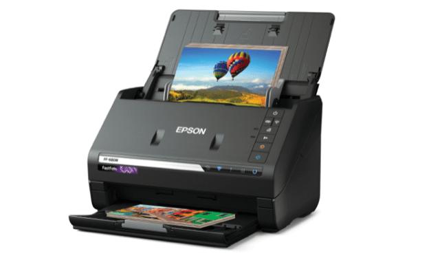 Epson adds Epson FastFoto App to accompany FastFoto scanner