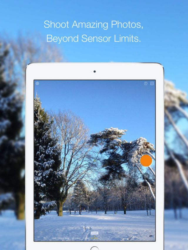 Hydra 1.5 adds support for front and telephoto cameras on iPhone