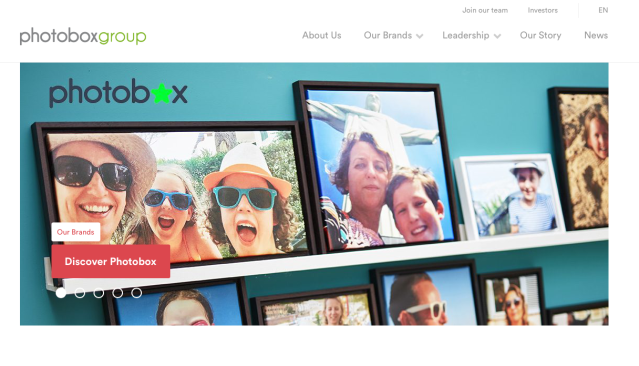 Photobox Group acquires Dutch cards and gifts retailer Greetz
