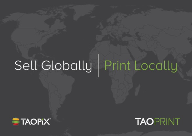 Taopix launches integrated global print manufacturing and shipping