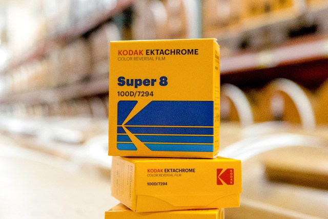 New EKTACHROME films to begin shipping