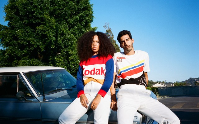 Forever 21 celebrates Kodak's iconic brand with new apparel collection