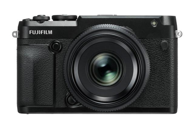 Fujifilm announces rangefinder-style medium-format GFX mirrorless camera