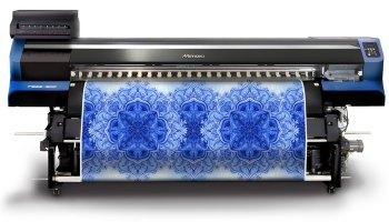 Mimaki USA announces the TS55-1800 Dye-Sublimation Transfer Inkjet