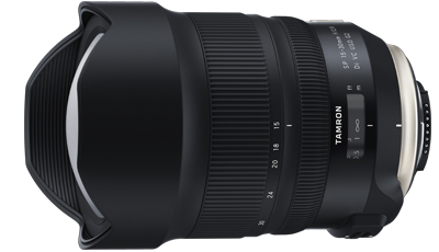Tamron announces SP 15-30mm f/2.8 Di VC USD G2