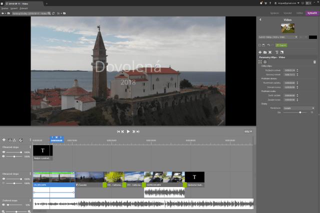 Fall update to Zoner Photo Studio X adds full-fledged video editing and exportable presets