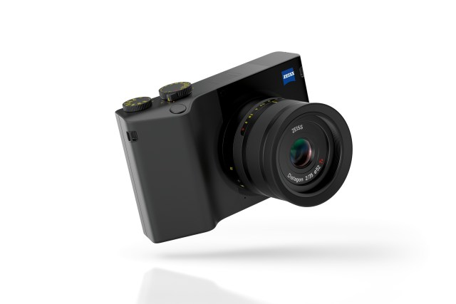 ZEISS unveils full-frame camera with built-in image editing