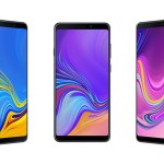 Samsung debuts Galaxy A9 smartphone with four rear cameras