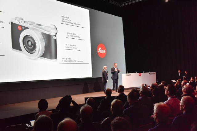 New Leicas at photokina