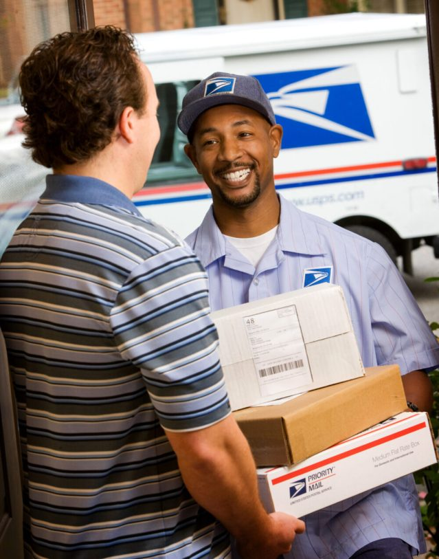 USPS ends quarter with strong service performance
