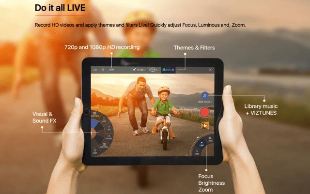 Global Delight relaunches Video Editor App, 'Vizmato' for iOS