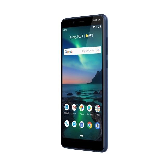 Nokia 3.1 Plus arrives in the United States on Cricket Wireless