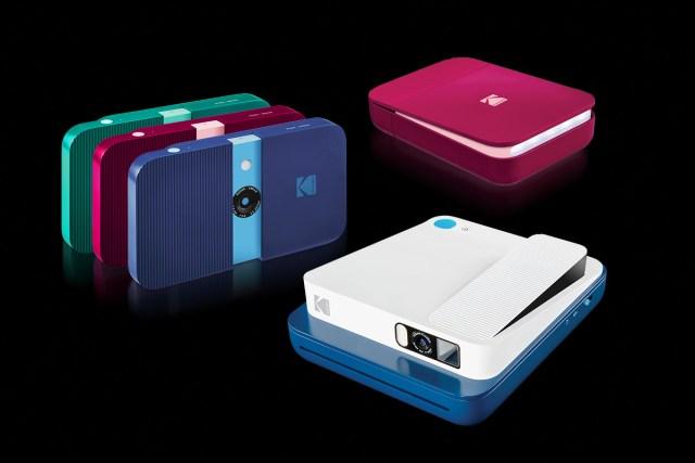 Kodak-branded cameras and printers debut at CES 2019
