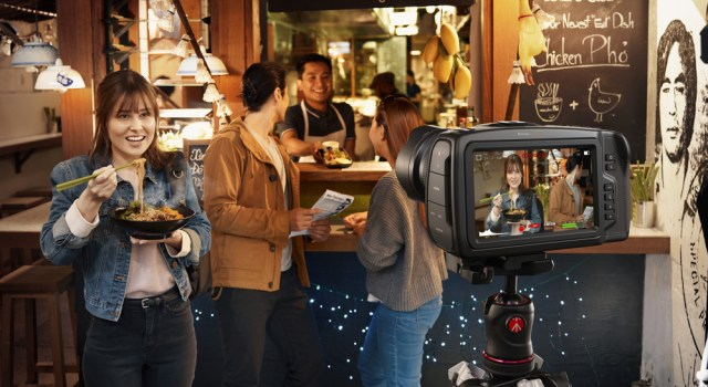 Blackmagic Design announces Blackmagic Cameras 6.1 update