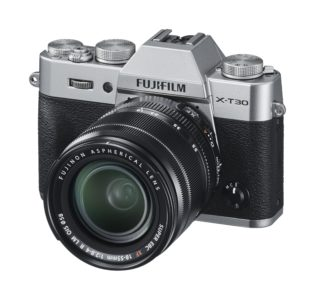 Fujifilm releases new mirrorless digital camera Fujifilm X-T30