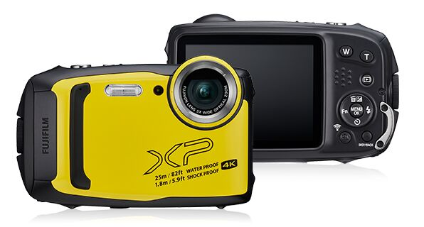Fujifilm launches rugged FinePix XP140