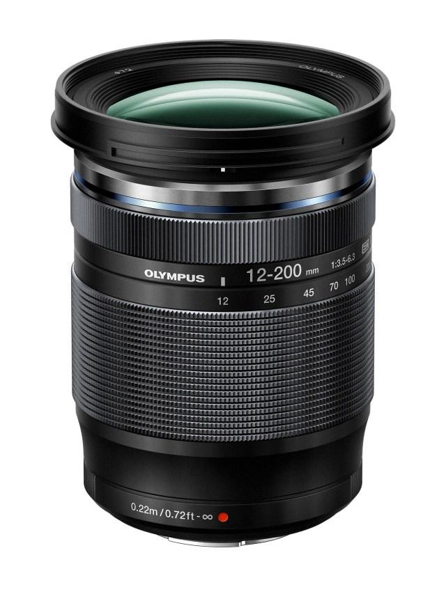 Olympus announces M.Zuiko Digital ED 12-300mm