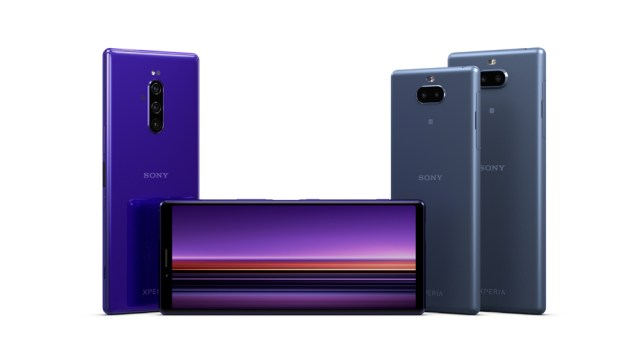Sony's new Xperia 10 and 10 Plus brings 21:9 wide display to mid-range line