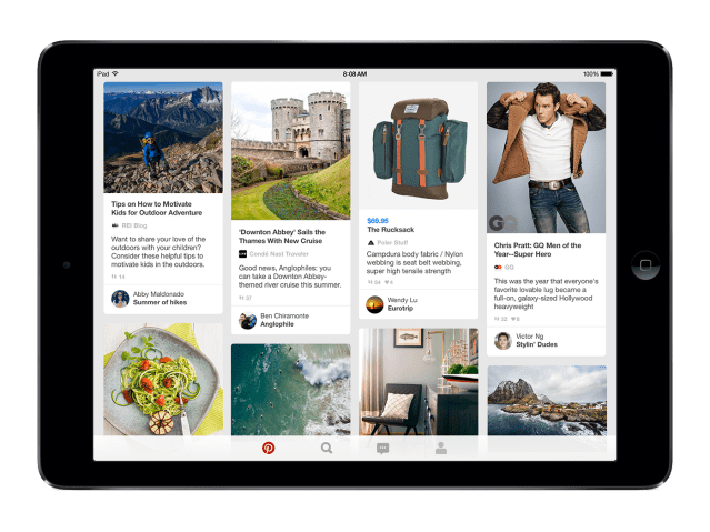Pinterest confidentially files for IPO, according to Reuters