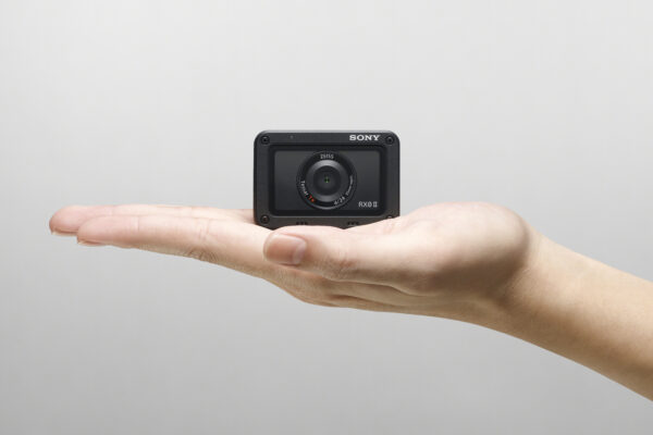 Sony launches RX0 II, the world's smallest and lightest premium ultra-compact camera