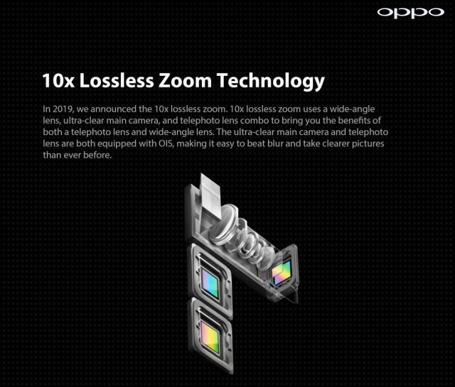 OPPO confirms 10x hybrid zoom tech to launch in Middle East