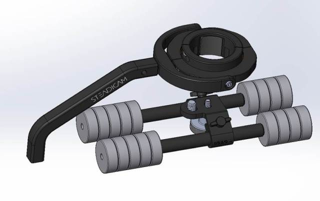 Tiffen adds Steadimate-S for DJI Ronin-S