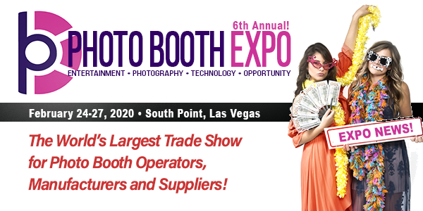 Photo Booth Expo 2021