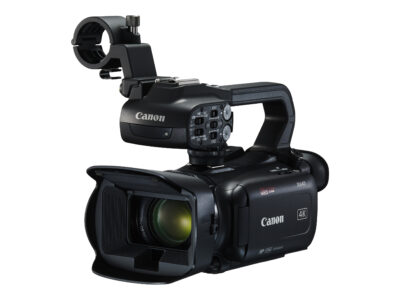 Canon introduces 4K pro camcorders