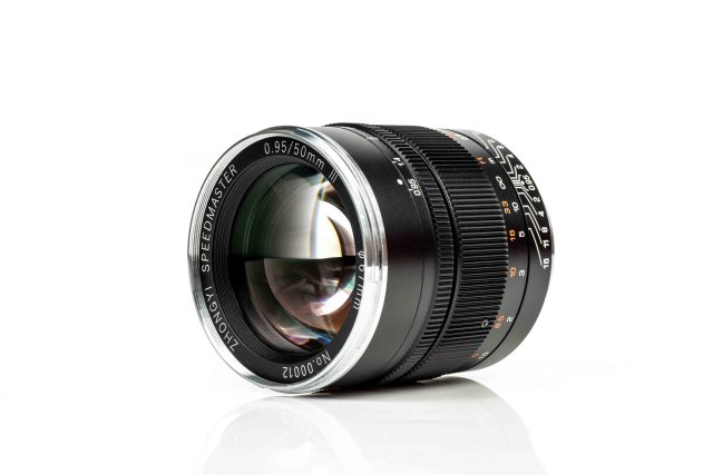ZY Optics releases the Mitakon Speedmaster 50mm f/0.95 mark III
