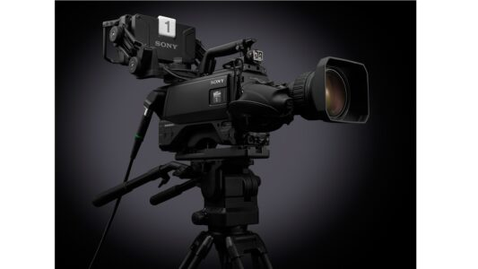 Sony debuts Live 4K HDR production with new camera system at NAB