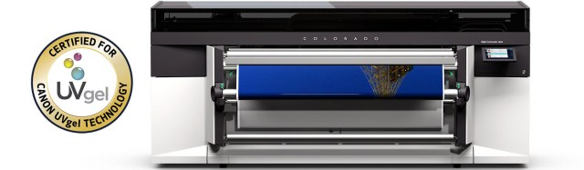 Worldwide large-format printer shipments down slightly, according to IDC